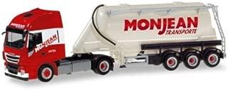 Iveco Stralis XP, Monjean Transporte, 0, Model Car,, Herpa 1:87