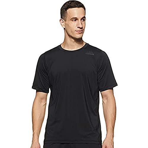 adidas Ask S GFX FTD T-Shirt, Uomo, Black, 2XL