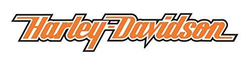 Reflektierende Aufkleber für Helm Harley Davidson seitlich (2 Stück)