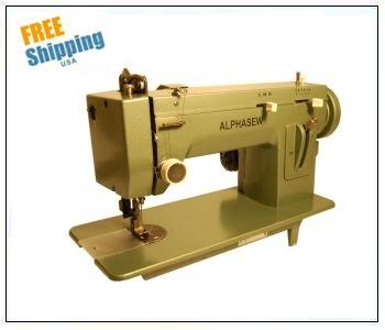 Why Should You Buy Alphasew PW400ZZ Portable ZigZag Walking Foot Machine