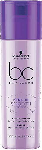 Schwarzkopf Bonacure Keratin Smooth Perfect Après-shampooing 200 ml
