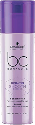 SCHWARZKOPF BONACURE KERATIN SMOOTH PERFECT ACONDICIONADOR 200ML
