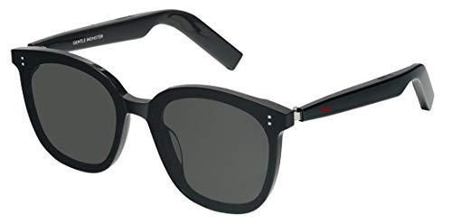 HUAWEI X GENTLE MONSTER Eyewear II MYMA, smarte Sonnenbrille mit Bluetooth Kopfhörern, stylisches Design, angenehm zu Tragen, stabile Bluetooth Verbindung, Smart Control, langlebiger Akku, Schwarz