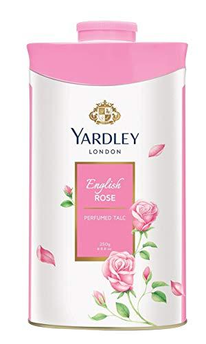 Yardley London - English Rose Parfümierter Talk für Frauen, 250g