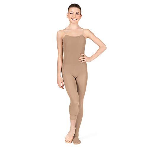DANCEYOU Women's Full Stretch Convertible Girls Body Tights