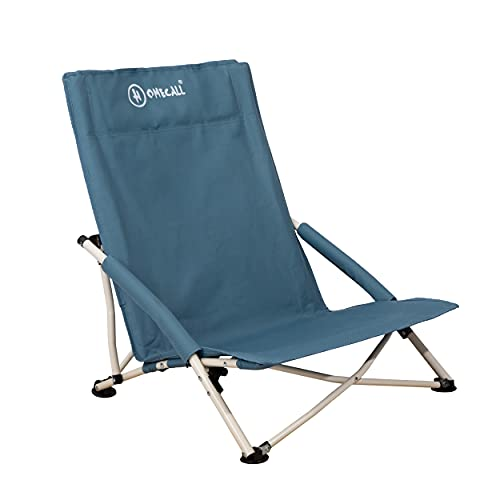Homecall Beach Folding camping chair 600 polyester blue