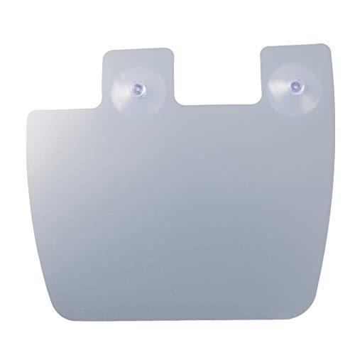 LJSLYJ Spritzschutzwaschbecken mit Saugnäpfen zum Waschen von Küchenwasser Praktische DIY-Schallwand Ca.