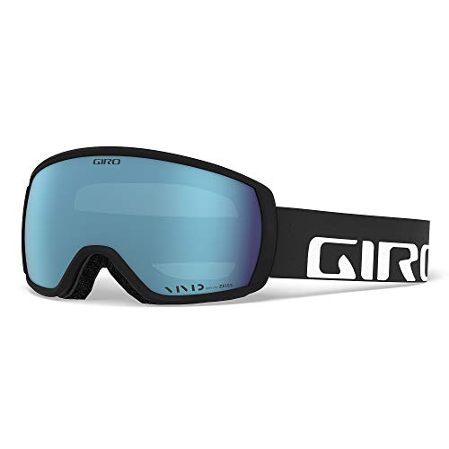 Giro Herren Balance Skibrille, Black Wordmark, M