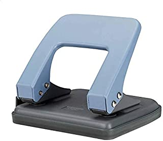 Deli E0102 2 Holes Metal Punch Lock System(20 Sheets)