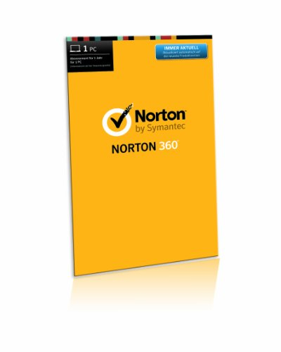 Norton 360 2014 - 1 PC [import allemand]