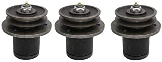 Set of Three (3) King Kutter Finish Mower Spindle Code 502303