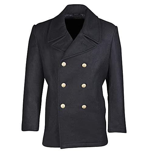 Mil-Tec alemán BW Marine Colani chaquetón Navy tamaño M