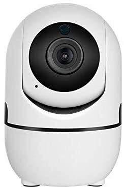 Bradoner Cámara De Vigilancia IP Ree 1080P Full HD De 2MP Mini Wireless WiFi Pequeña Cubierta Portátil De Seguridad For El Hogar Cámara De Visión Nocturna Voz Bidireccional