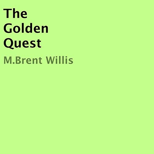 The Golden Quest audiobook cover art