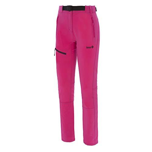 IZAS Trekking Hose Forata pink/schwarz 2XL