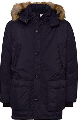 BRAX Herren Style Everest Jacke, Navy, Large (Herstellergröße: 52)
