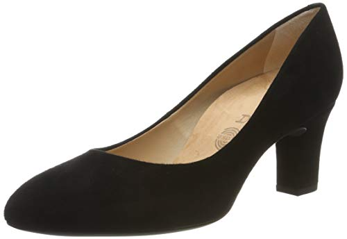 Unisa Damen Maris_KS Pumps, Schwarz (Black Black), 40 EU