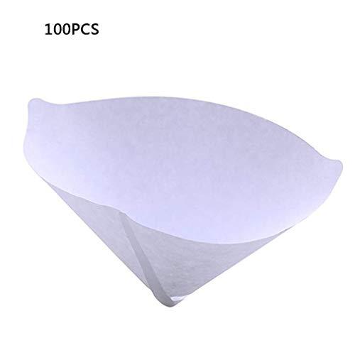 PerGrate Lacksiebe Lackierzubehör Einweg-Papierfilter für Autolack Lacksieb Farbsiebe Lackfilter / 3D-Drucker Resin (100 Stück)