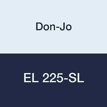 Pack of 10 Dura Coated 5 Width x 2-3//4 Height Don-Jo EL 205 13 Gauge Extended Lip Strike