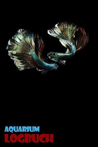 Aquarium Logbuch: Aquarium Tagebuch - Perfekt geeignet für Aquascaping und Pflanzenaquarien - Neocaridina - Diskusfische