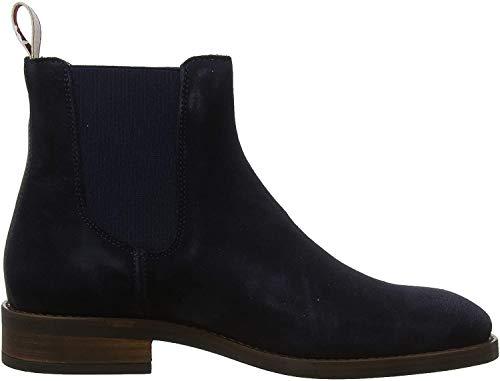 GANT Footwear Damen FAY Chelsea Boots, Blau (Marine G69), 39 EU