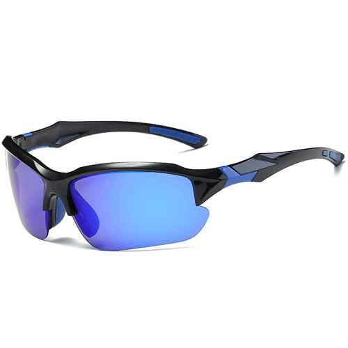 Gafas de sol polarizadas masculinas y femeninas Gafas de montar Color Cambio de gafas de sol adecuadas para actividades al aire libre adecuadas para gafas