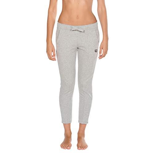 ARENA Damen 7/8 Hose Gym Trainingshose, medium Grey Melange, M