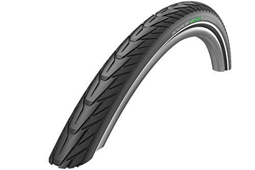 Schwalbe Energizer Plus Neumáticos para Bicicleta, Unisex Adulto, Negro, 26x1.75/47-559