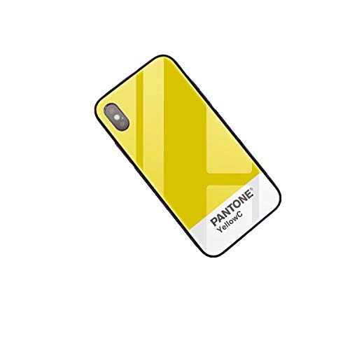 NDJqer DIY Glass Phone Case For iphone 11 Pro Max 6s 7Plus X Pantone Custom Tempered Glass Phone Cover-30227-For iphone 11