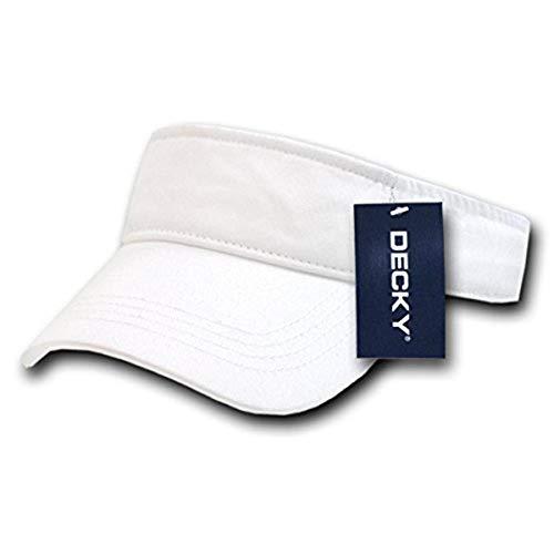 DECKY Polo Visor, White
