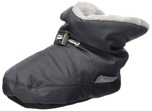 Sterntaler Jungen Baby-schuh-5101521 Stiefel, Grau (Eisengrau 577),19/20 EU