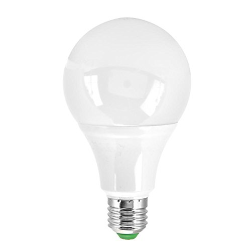 Fdit 3 stuks 10 W RGBW LED-lamp E27 16 LED dimbare cambiare kleur lamp note met afstandsbediening controlfor decoratie thuis, podium, partitt