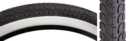 "Sunlite Cruiser 927 White Wall Tire 26"" x 2.125"""