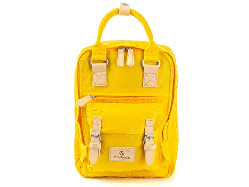 Franky RS52-S Freizeit Rucksack Daypack mit Laptopfach yellow