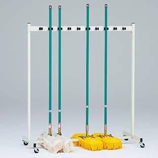 モップハンガーOG1 T1766 モップ フロアモップ 清掃 収納 トーエイライト