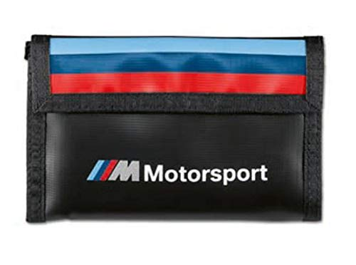 BMW ORIGINAL M Motorsport GELDBÖRSE Wallet