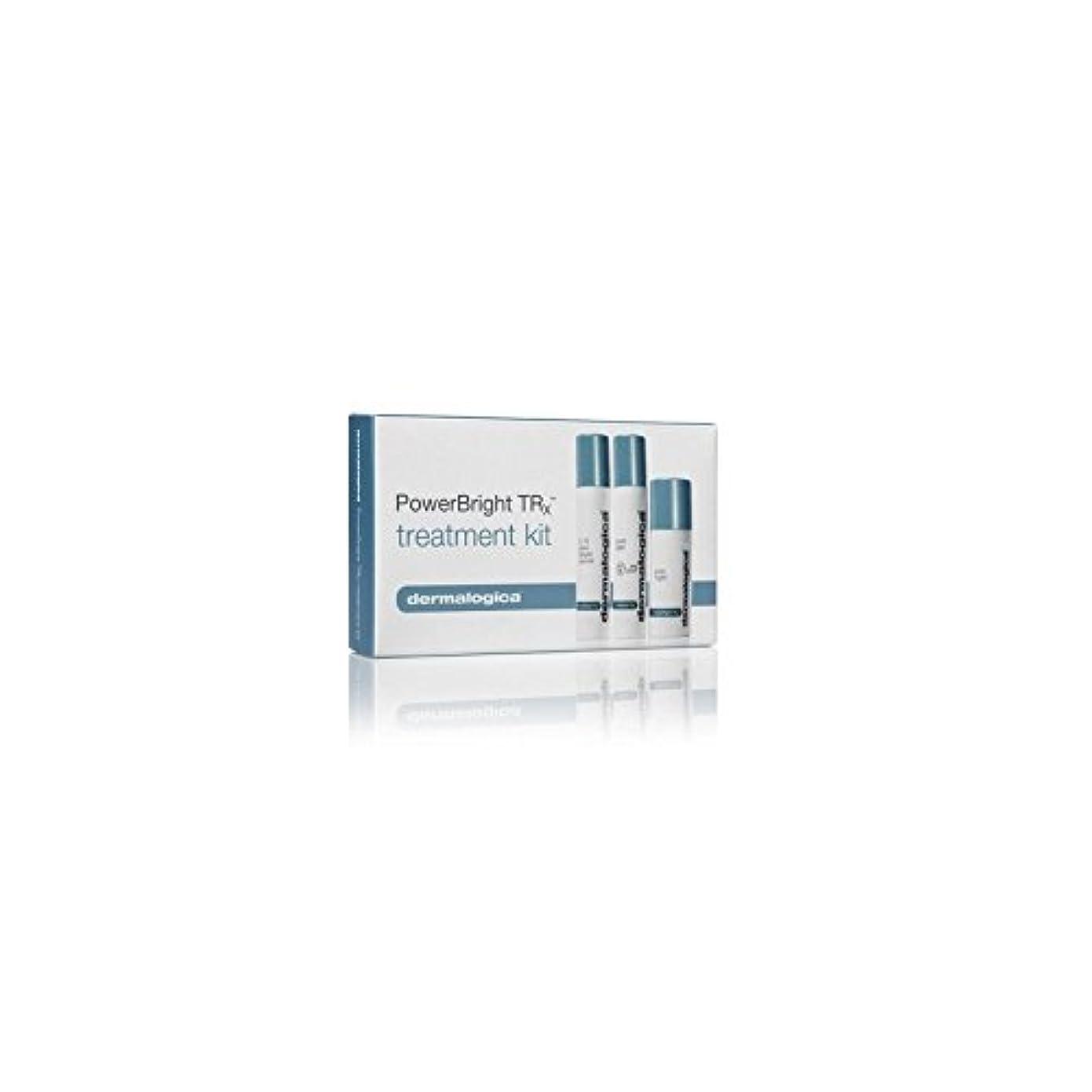 壊す好むスリップダーマロジカの治療用キット x4 - Dermalogica Powerbright Trx Treatment Kit (Pack of 4) [並行輸入品]