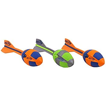 Nerf Vortex Aero Aero Howler - Balón de fútbol, Unisex, 2 Naranjas ...