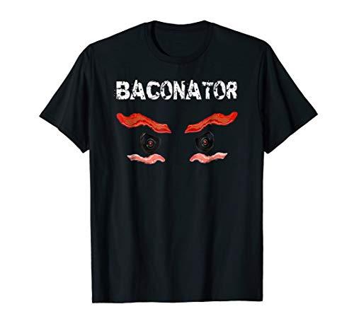 Bacon Gifts T Shirt Funny Best Bacon Themed Pun Shirt