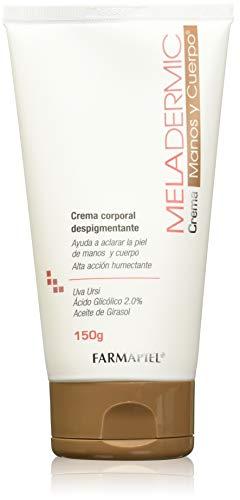 Farmapiel Meladermic Crema Manos-Cpo, 150 g
