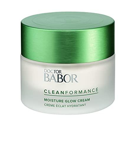 DOCTOR BABOR CLEANFORMANCE Gesichtscreme für trockene Haut, Feuchtigkeitscreme mit Vitamin E,...