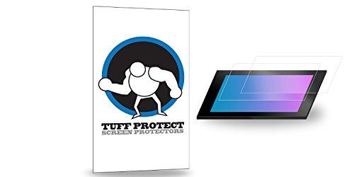 Tuff Protect Anti-glare Screen Protectors For 2015 Dodge Dart 8.4
