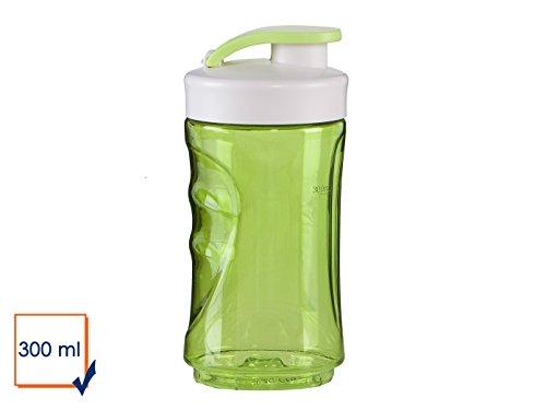 DOMO Ersatzflasche DO436BL-BK 300 ml grün