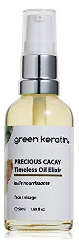 Green Keratin Precious Cacay Timeless Huile...