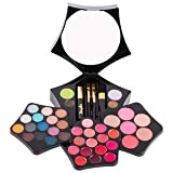 Douglas - Starlet Palette - Make-Up Palette - Make Up - Set - LIMITIERT - 1 Mascara + 2 Concealer + 2 Eyebrow Creams + 3 Blushes + 3 Highlighter + 15 Eyeshadows + 15 Lipsticks - 22.34g