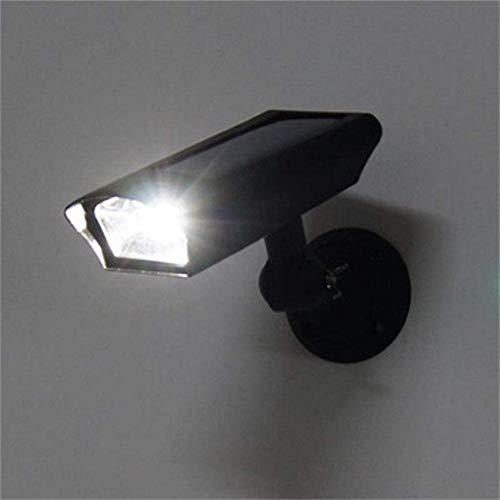 XXLYY Foco Solar, lámpara de Punto de Seguridad para Pared al Aire Libre, luz Blanca de 6 V, lámparas LED de Paisaje para plantación de Caminos de césped y jardín de árboles