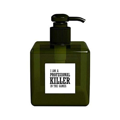 Profesional TUR Juegos Bomba de Botella Dispensador de Líquido de Jabón