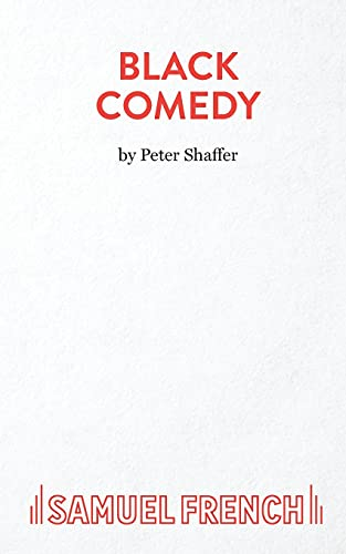 Black Comedy (French's Theatre Scripts)の詳細を見る