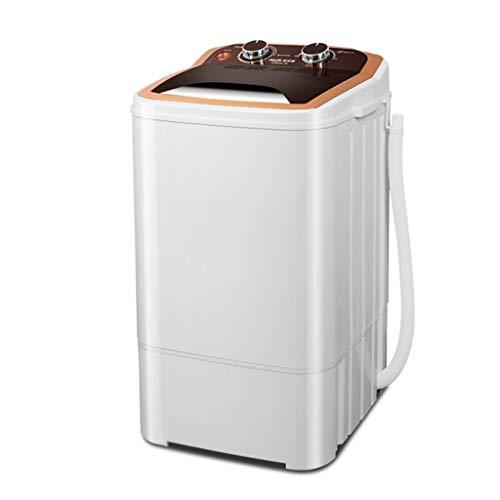 lavadora secadora Protección PP Ambiental De Color Morado Claro Lavadora De Tambor Antibacteriano, 3,0 Kg Lavadora Pequeña Capacidad, 240W Lavadora Cesta De Drenaje Desmontable Semiautomático lavadora