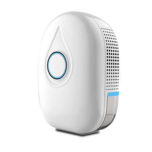 Lowest Price! DishyKooker Mini Portable Home Semiconductor Dehumidifier for Bedroom Blue British reg...